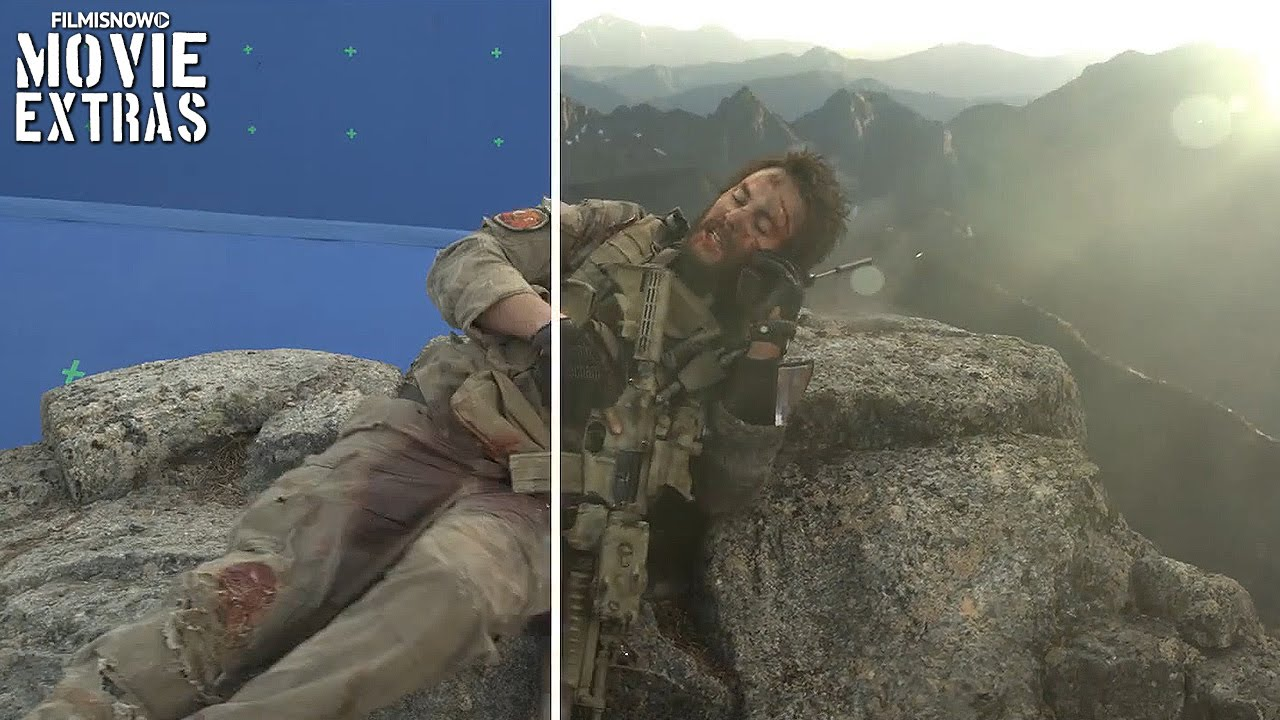 Lone Survivor - VFX Breakdown by Image Engine (2013)