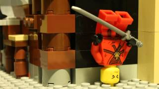 Lego Ninja Fight Full HD