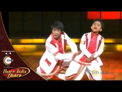 Dance India Dance Season 4 January 11, 2014 - Biki Das & Jeet Das video