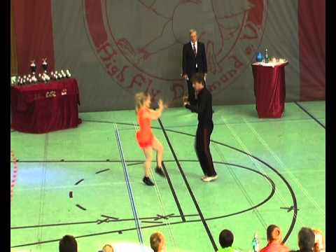 Nadine Stünkel & Stefan Parzentny - High Fly Cup 2011