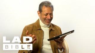 Jurassic World: Fallen Kingdom's Jeff Goldblum Reads Out Scottish Tweets