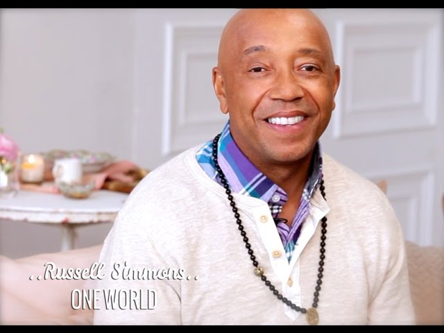 ONE WORLD: RUSSELL SIMMONS & DEEPAK CHOPRA