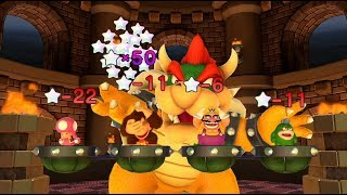 Mario Party 10 - Chaos Castle | Spike, Toadette, Donkey Kong, Wario #101 Mario Gaming