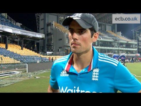 Alastair Cook on England's loss to Sri Lanka - hosts take ODI series 5-2