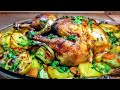 Курица по-цыгански с овощами. Жаркое в духовке. Курица в рукаве. Gipsy cuisine.
