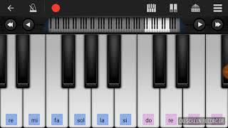 download lagu Not Angka Subhanallah - Alm. Uje Cover Perfect Piano gratis