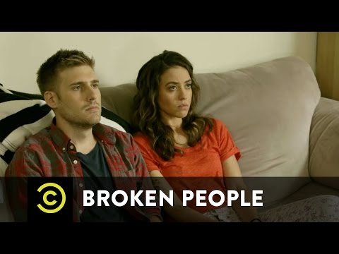 Uncensored - Broken People - Smoking