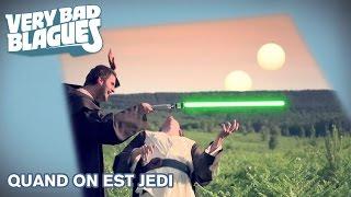 Quand on est Jedi - Palmashow