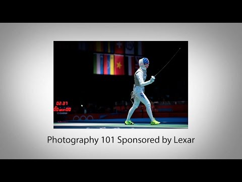 Photography 101 with Jeff Cable