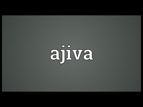 Header of ajiva