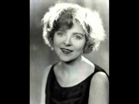 Blanche Sweet-There's A Tear For Every Smile In Hollywood (Circa 1930)