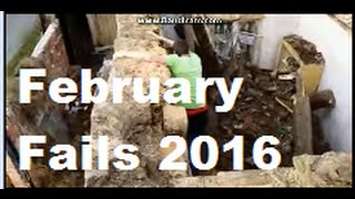 BEST FAİLS FEBRUARY 2016 NEW FUNNIEST