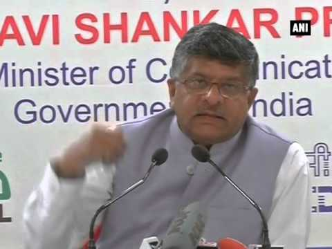 Telecom Minister lauds mobile companies for spreading mobile technology