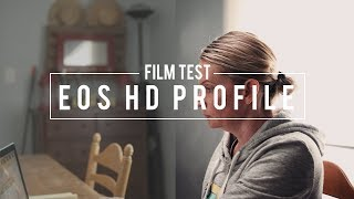 EOSHD FILM TEST WITH A6500 | PRO COLOR 3.0 | PRO LOG S | PRO LOG CINEMA
