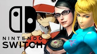 Top 10 Upcoming Nintendo Switch Games! (2018 - 2019)