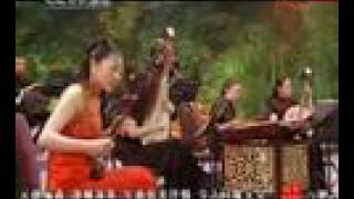 Chinese erhu music:花兒紅 Red Flowers/二胡:邵琳