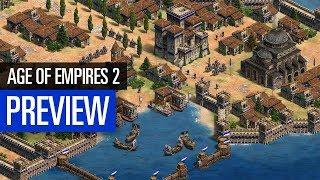 Age of Empires 2 Definitive Edition | PREVIEW | Alle E3-Neuigkeiten