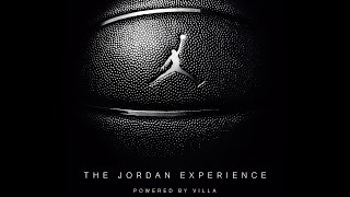 Introducing The Jordan Experience by VILLA