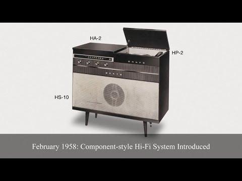 70-lecie Onkyo - Najważniejsze Wydarzenia Z Historii Firmy