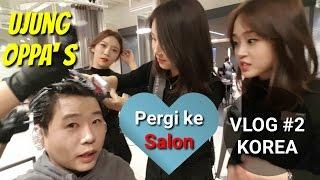 Download Lagu ORANG KOREA(UJUNG OPPA) PERGI KE SALON  VLOG 2 Gratis STAFABAND