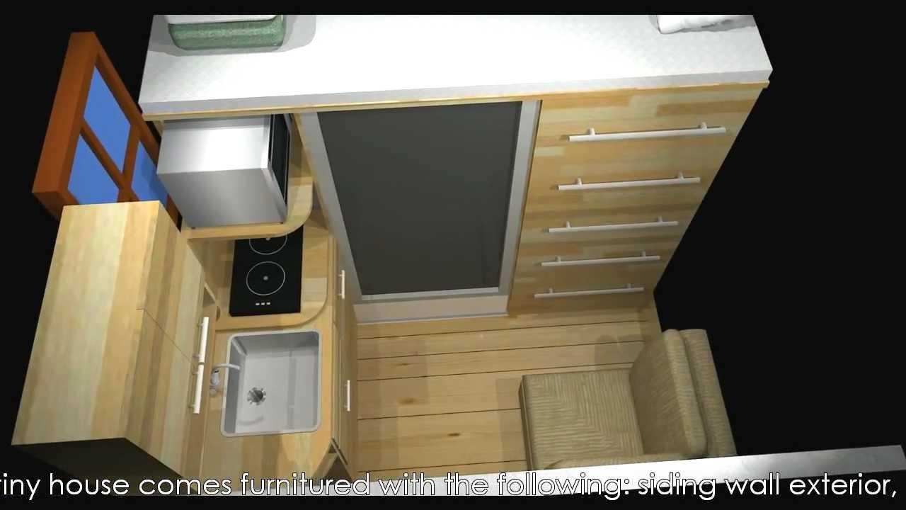 Cube Affordable Tiny Houses Model Qb25 2 5x2 5m 5sq M