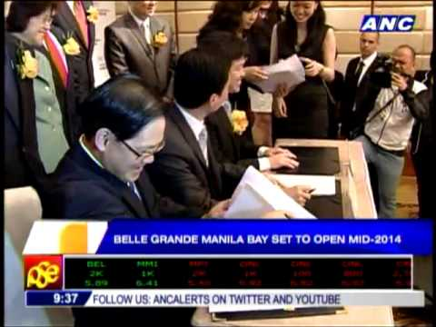 Belle Grande Manila Bay set to open mid-2014