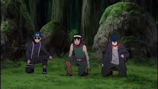 Might Duy Killed four Swordsmen,Duy Saved Genma,Ebisu and Guy - tobitoTv