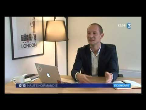 France 3 Normandie - Creative Data - 26 Octobre 2015