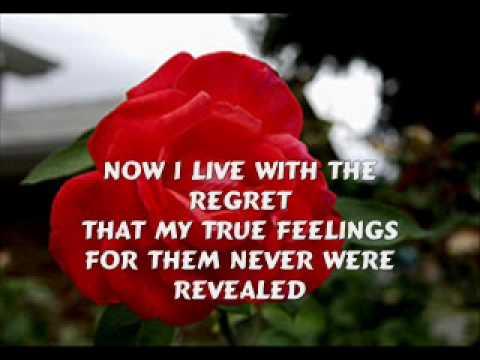Ronan Keating Lyrics,if Tomorrow Never Comes video