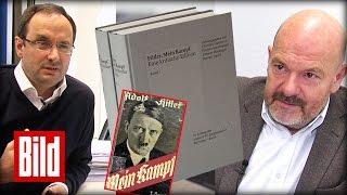 Adolf Hitlers  Mein Kampf   Hetzschrift ist unmgli