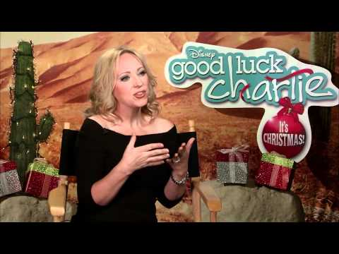 'Good Luck Charlie, It's Christmas!' - Cast Interviews & Movie Clip