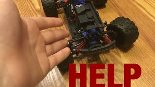 Please help me with my rc car (PLEASE WATCH)