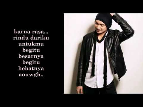 Anji   Jerawat Rindu  Video Lirik