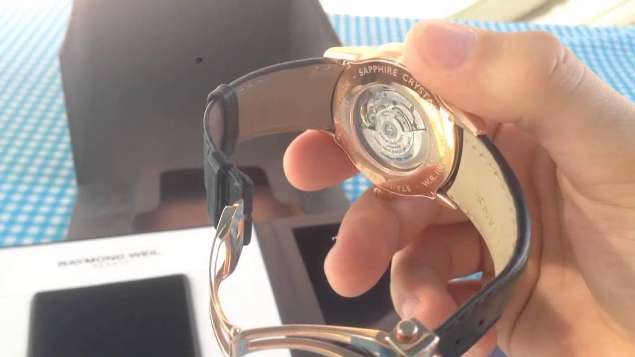 Weil Freelancer Review Raymond Weil Freelancer Watch