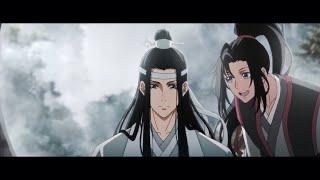 Wei Wuxian and Lan Wanji「AMV」-