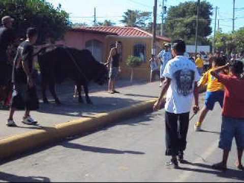Tope de Toros 2010 - Tipitapa