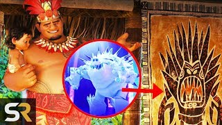 10 Hidden Details In Disney's Moana You Totally Missed