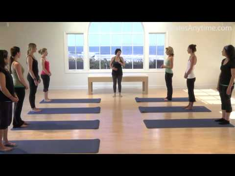 Cara Reeser Pilates Mat Workout