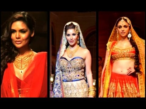 Watch HOT INDIAN BRIDES: Sophie, Esha And Aditi