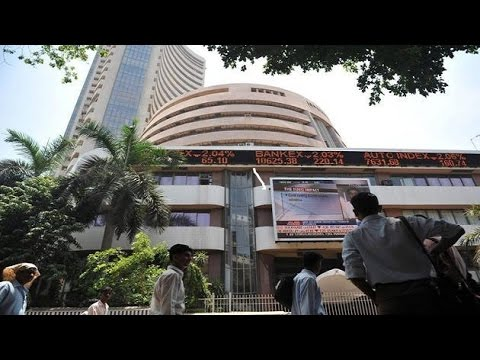 Market  Sensex trading lower by 21 20 points, Nifty falls 19 75 points