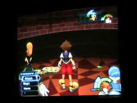 Let's Play Kingdom Hearts #15 - WONDERLAND!