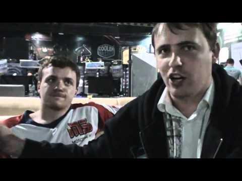 Интервью с игроками M5