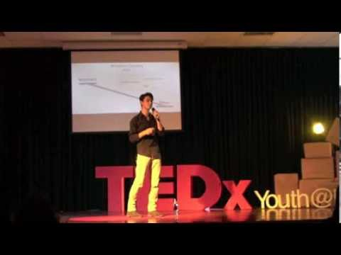 True Gender Equality: Adrien Martinon at TEDxYouth@ISP