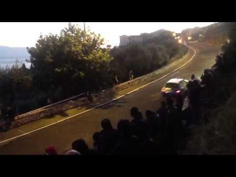 5º rally ronde di Sperlonga 15 dicembre 2013 ps 4 prova spe