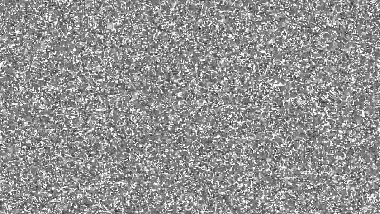Tv static youtube - What is tv static ...