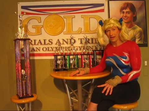 GOLD: Trials and Tribs of an Olympic Gymnast 007