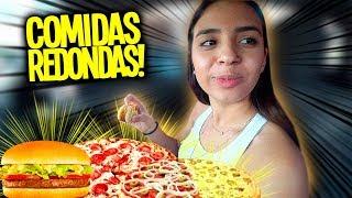 24H COMENDO COMIDAS REDONDAS!