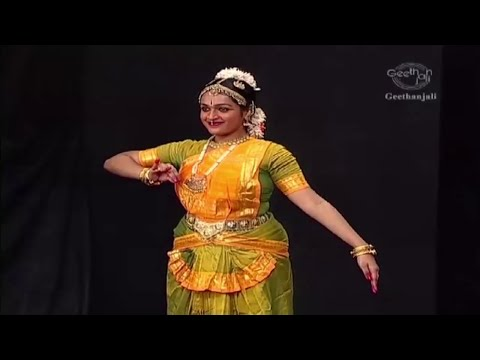 Bharatanatyam Dance Performance - Madura Thillanas - Sivaranjani (in Praise Of Mookambikai) video