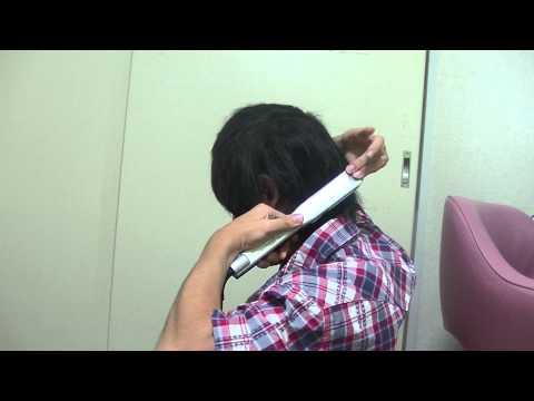 山本裕典さんの髪型セット