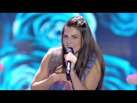 Lisa zingt 'Papapa' | K3 zoekt K3 | SBS6